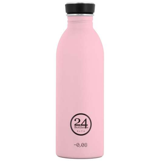 24 Bottles - Urban Bottle 0,5 L - Candy Pink (24B26)