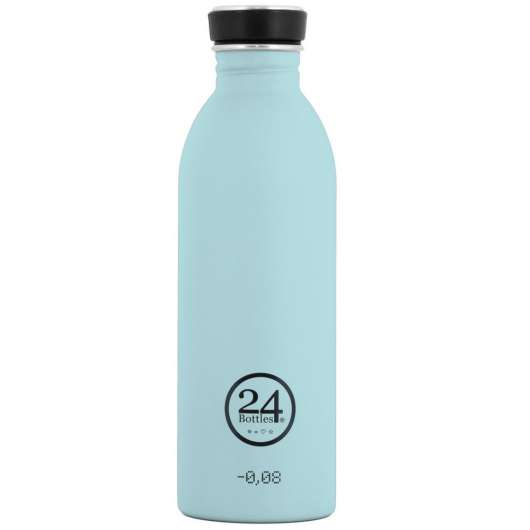 24 Bottles - Urban Bottle 0,5 L - Cloud Blue (24B27)