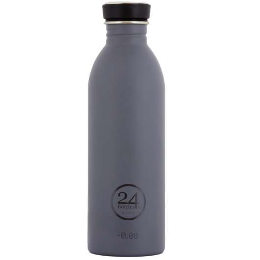 24 Bottles - Urban Bottle 0,5 L - Formal Grey (24B7)
