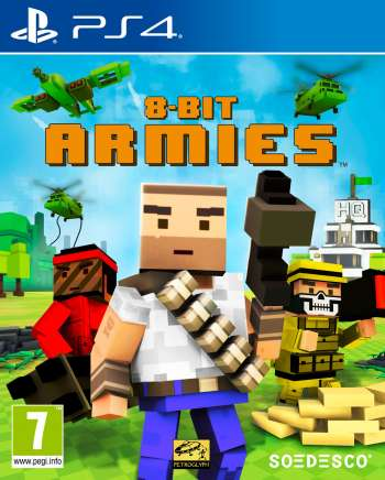 8-Bit Armies (UK/Arabic)