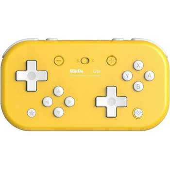 8BitDo Lite BT Gamepad Yellow