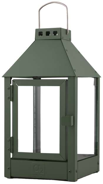 A2 Living - Mini Lantern - Olive Green (40271)