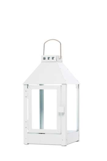 A2 Living - Mini Lantern - White (40251)