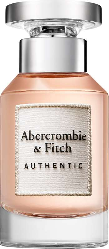 Abercrombie & Fitch - Authentic Woman EDP 50 ml