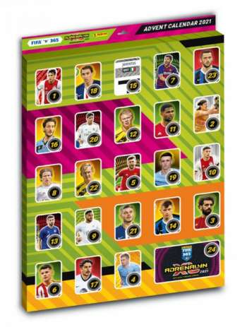 Adrenalyn - FIFA 365 2020/2021 - Advent Calendar