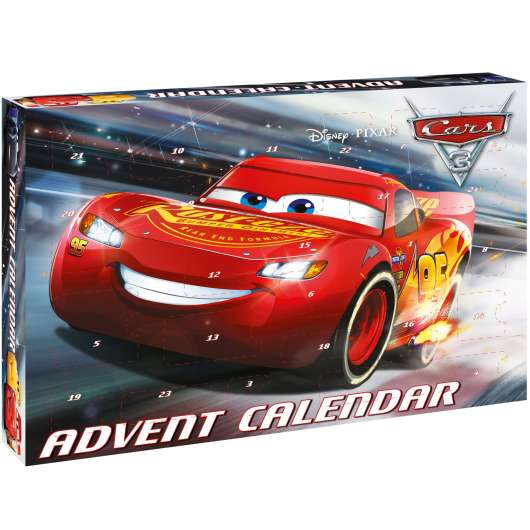 Adventskalender - Cars