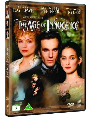 Age Of Innocence, The (Rwk 2014) - Dvd