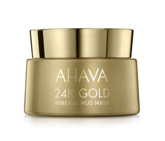 AHAVA - 24K Gold Mineral Mud Mask
