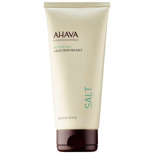AHAVA - Liquid Dead Sea Salt 200 ml