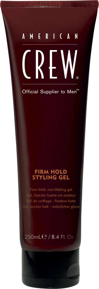 American Crew - Firm Hold Styling Gel 250 ml.