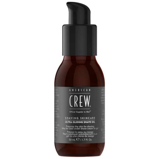 American Crew - Ultra Gliding Shave Oil 50 ml.