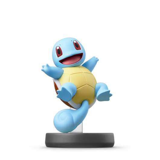 Amiibo No. 77 Squirtle