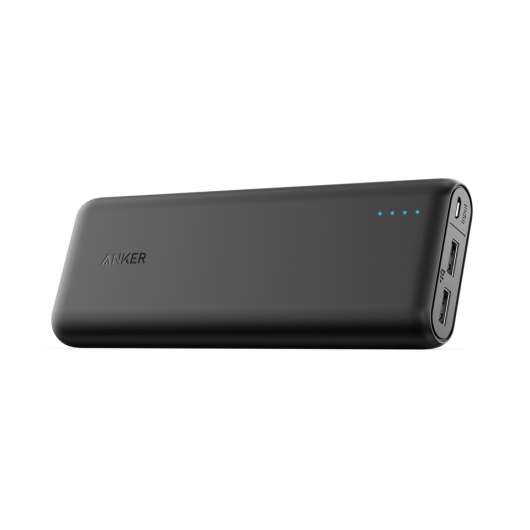 Anker - PowerCore 15600 with 4.8A Output PowerIQ and VoltageBoost Technology