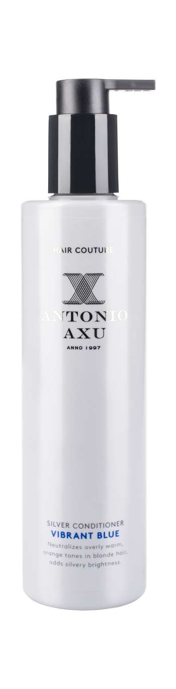 Antonio Axu - Silver Conditioner Vibrant Blue 300 ml