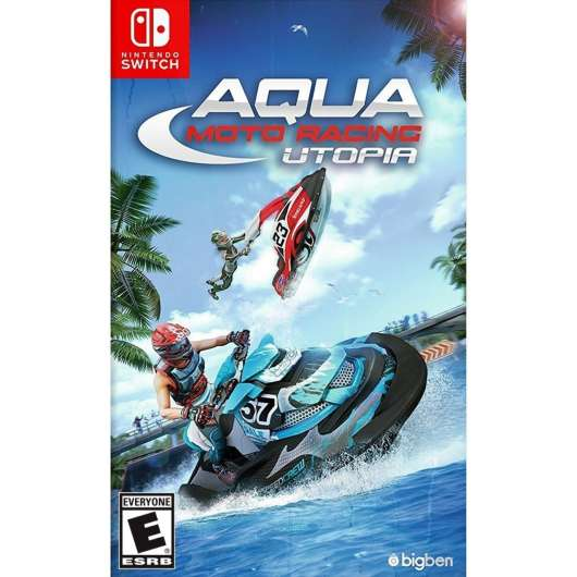 Aqua Moto Racing Utopia (Import) (#)
