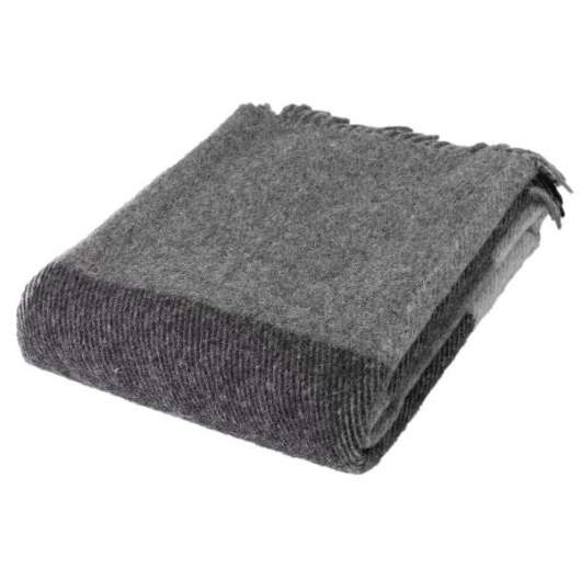 ARCTIC - Wool Blanket - Check Black 130x200 cm (59600)