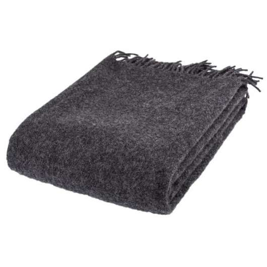 ARCTIC - Wool Blanket - Dark Grey 130x200 cm  (593046)