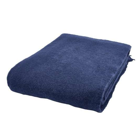 ARCTIC - Wool Blanket - Royal Blue 130x200 cm (59194028)