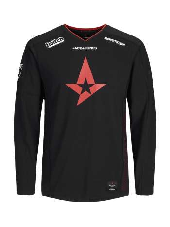 Astralis Merc Official T-Shirt LS 2019 - XL