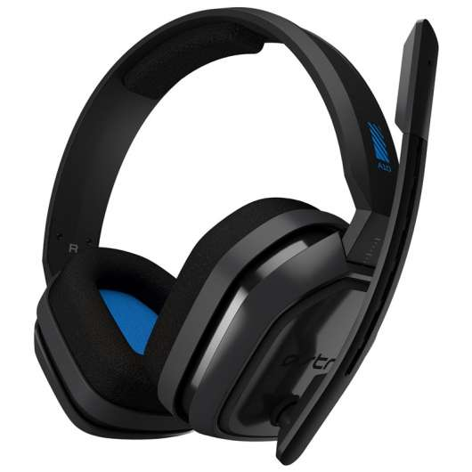 Astro - A10 Gaming Headset PS4+PC Grau/Blau
