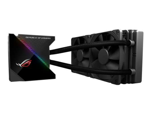 Asus - Rog Ryujin 240 all-in-one liquid CPU cooler