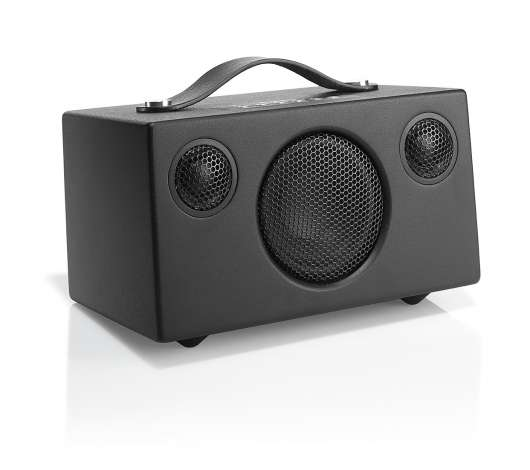 AUDIO PRO ADDON T3+ Portable Wireless Bluetooth Speaker - Coal Black
