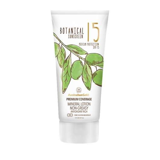 Australian Gold - Botanical Sunscreen SPF 15