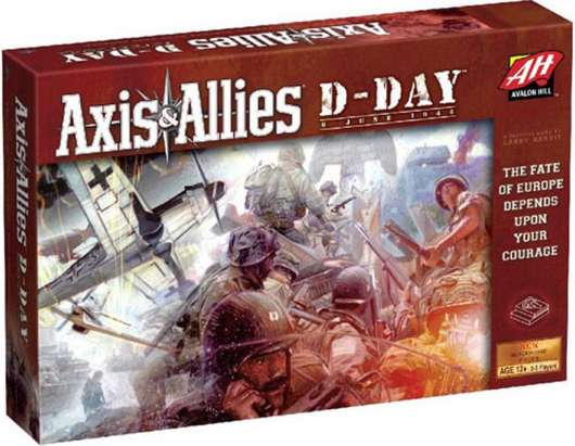 Axis & Allies - D-Day (WOCC3400)
