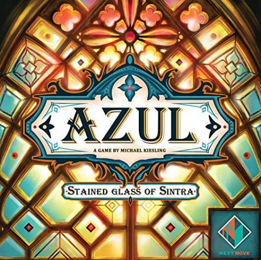 Azul - Stained Glass of Sintra (Nordic) (PBG60011NOR)