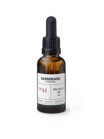 Barberians Copenhagen - Pre-Shave Oil 30 ml