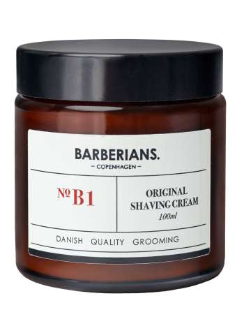 Barberians Copenhagen - Shaving Cream