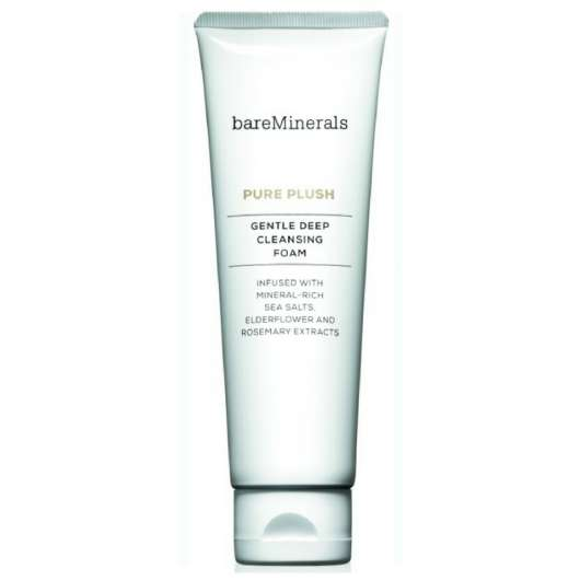 bareMinerals - Pure Plush Gentle Deep Cleansing Foam 120 gr