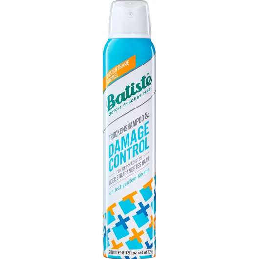 Batiste - Dry Shampoo Damage Control 200 ml