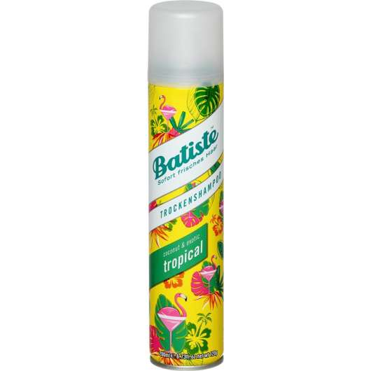 Batiste - Dry Shampoo Tropical 200ml