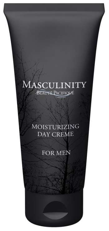 Beauté Pacifique - Masculinity Moisturizing Day Creme for Men 100 ml