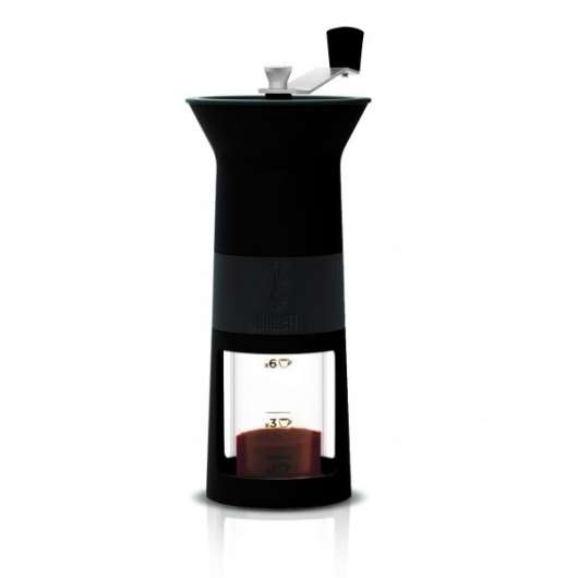Bialetti - Ceramic Coffee Grinder - Black (DCD03)