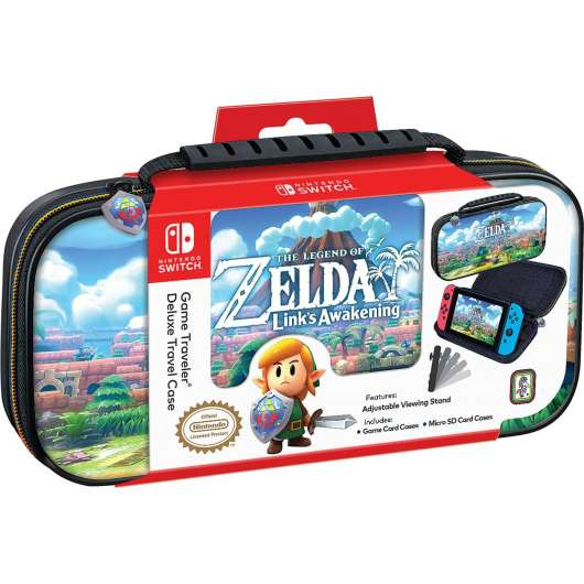 Big Ben Nintendo Switch Official Travel Case Zelda: Link