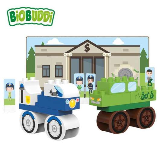 BioBuddi - Town - Bank (BB-0125)