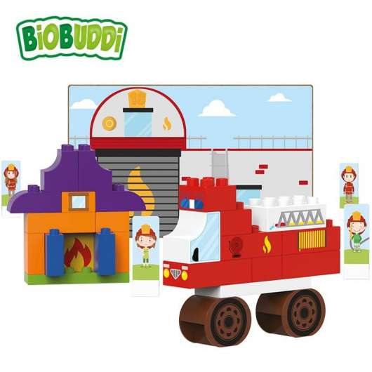 BioBuddi - Town - Fire Department (BB-0130)