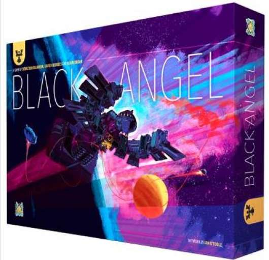 Black Angel - Boardgame (AMDPGBA01)
