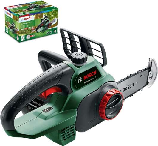Bosch - Cordless Chainsaw 18 V Battery & Charger Not Included