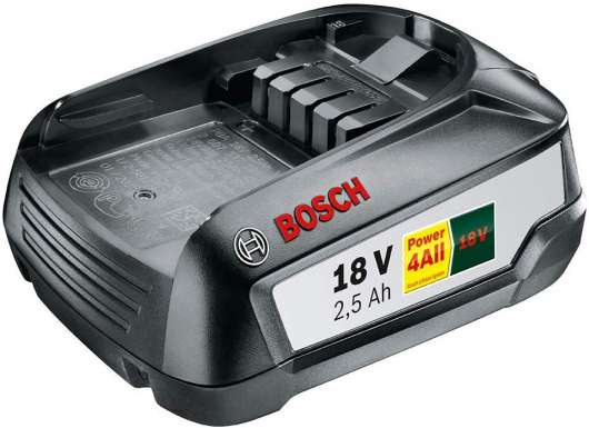 Bosch - Rechargeable Battery 18V 2.5Ah W-B, 18 V