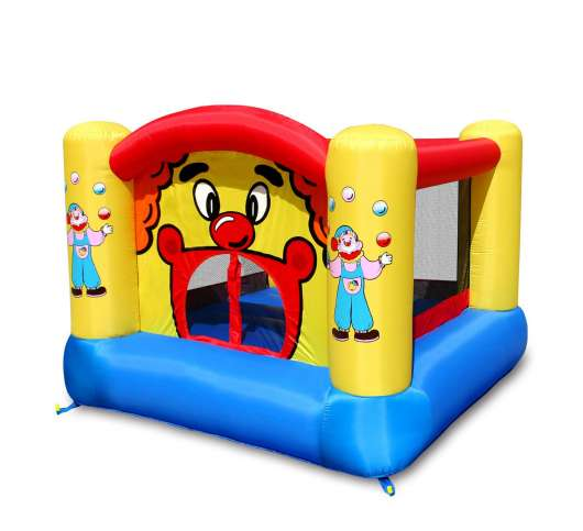 Bouncy Castle - Clown Bouncer (9201)