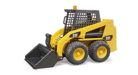 Bruder - Caterpillar Skid Steer Loader (02481)