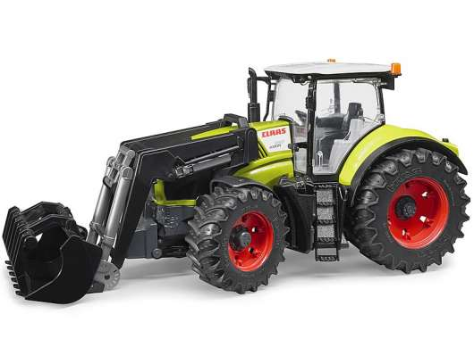 Bruder - Claas Axion 950 with frontloader (BR3013)