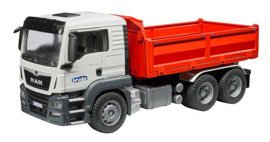 Bruder - MAN TGS Construction truck (BR3765)