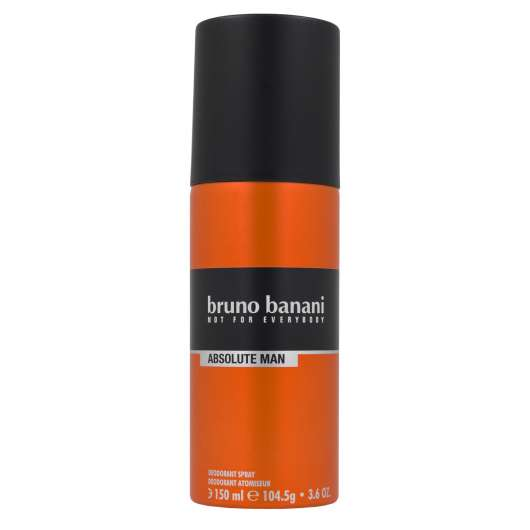 Bruno Banani - Absolute Man - Deodorant Spray 150 ml