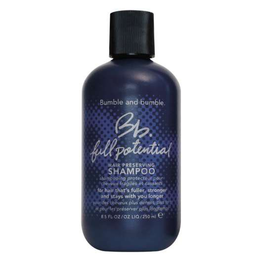 Bumble And Bumble - Full Potential Booster Shampoo 250 ml
